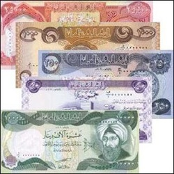 Revaluation of Iraqi Dinar