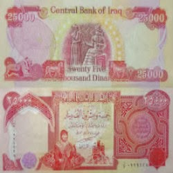Iraqi Dinar Revaluation