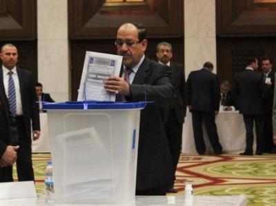 Maliki of Iraq