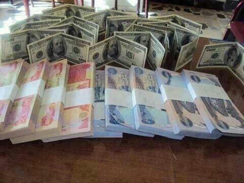 Iraqi Dinar To Us Dollar Exchange Rates